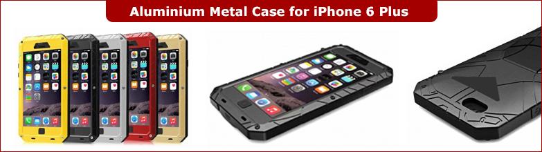 Aluminum Cases for iPhone 6 Plus 5.5inch