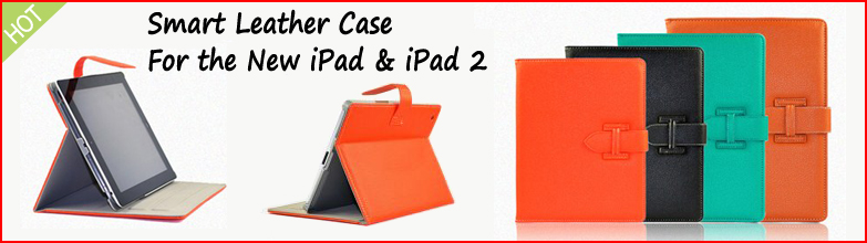 The New iPad smart cover