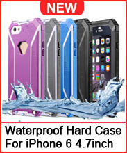 Waterproof Shockproof Hard Case For iPhone 6 4.7inch