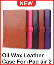 Leather Cases for iPad Air 2