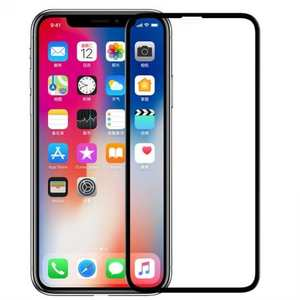 For iPhone XS Max Nillkin 3D AP+Pro Full Coverage Tempered Glass Protector