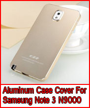 Aluminum Case Cover For Samsung Galaxy Note 3 N9000