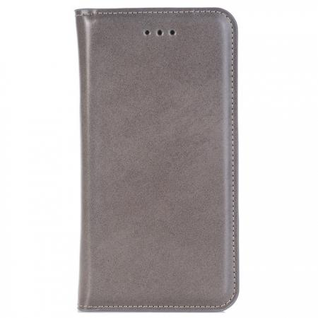 Removable Flip Leather Magnetic Wallet Card Detachable Case Cover For iPhone 7 Plus 5.5 inch - Grey