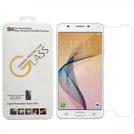 9H Premium Real Tempered Glass Screen Protector For Samsung Galaxy J7 2017