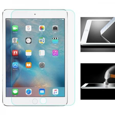 Ultra Thin 2.5D Anti Scratch Tempered Glass Screen Protector For New iPad 9.7 (2017)
