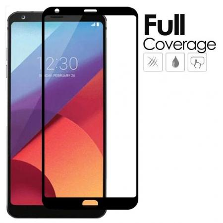 NEW Full Screen Coverage Anti-Scratch Tempered Glass Screen Protector for LG G6