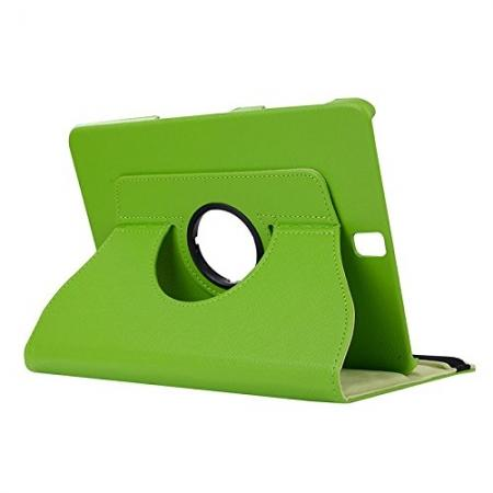 Slim Folio Stand PU Leather Case Cover Samsung Galaxy Tab S3 9.7 SM-T820 / SM-T825 - Green