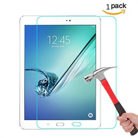 Tempered Glass 9H Hardness HD Clear Screen Protector for Samsung Galaxy Tab S3 9.7 T820/T825