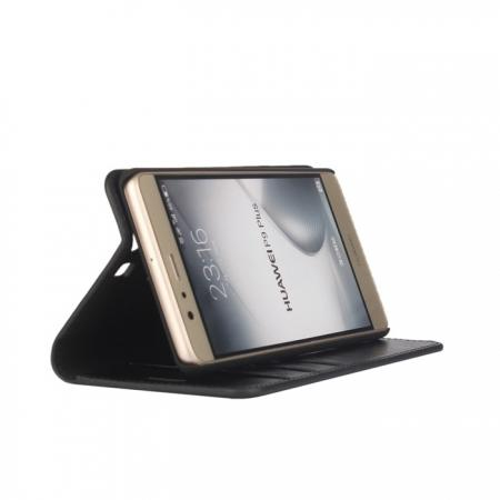 Crazy Horse Genuine Leather Case Flip Stand Card Slot for