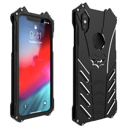 R-Just Shockproof Aluminium Case for iPhone XS Max