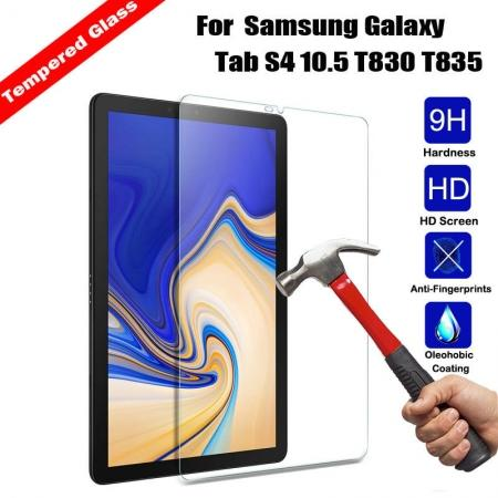 Tempered Glass Film Screen Protector For Samsung Galaxy Tab S4 10.5 T830 / T835