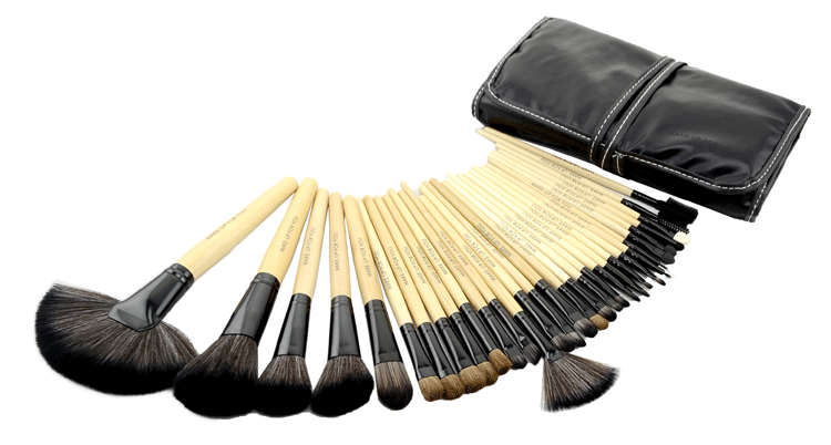 How To Makeup Brushes