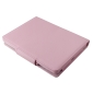 Detachable Bluetooth Wireless Keyboard Leather Case With stand for iPad air 2 - Pink