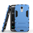 Hybrid Soft TPU&Hard Protective Case With Kickstand For LG Stylo 3 / Stylo 3 Plus - Blue