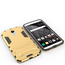 Hybrid Soft TPU&Hard Protective Case With Kickstand For LG Stylo 3 / Stylo 3 Plus - Gold