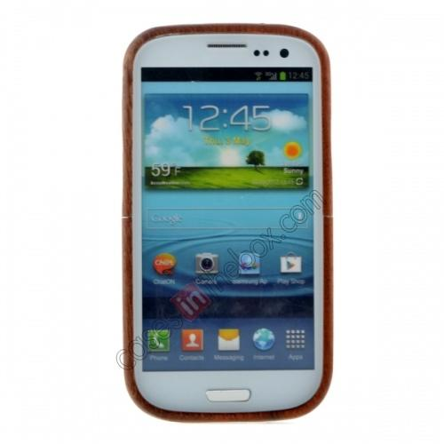 Cases for Galaxy S III,discount Real Natural Wood Wooden Case Cover For Samsung Galaxy S3 SIII i9300 Camera