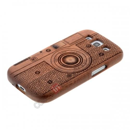 Best Samsung Galaxy S3 cases,cheap Real Natural Wood Wooden Case Cover For Samsung Galaxy S3 SIII i9300 Camera