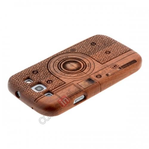 Samsung Galaxy SIII Case/Cover,top quality Real Natural Wood Wooden Case Cover For Samsung Galaxy S3 SIII i9300 Camera