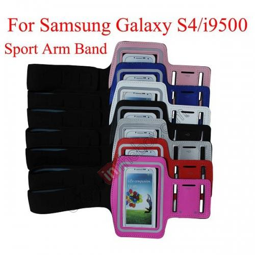 samsung i9500 galaxy s4 accessory,wholesale Sport Armband Arm Strap Case Cover Holder for Samsung Galaxy S4 SIV/I9500