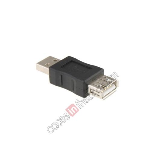 discount 5PCS Male USB to Female USB Adapter