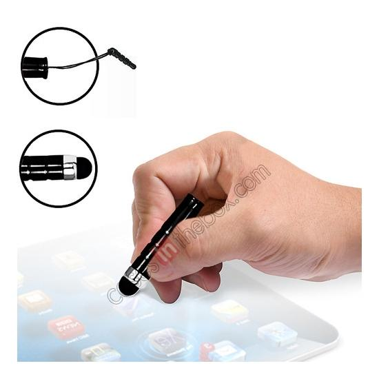discount Capacitive Mini Stylus Pen for mobile phones, PDA, Tablet, iPad & iPhone
