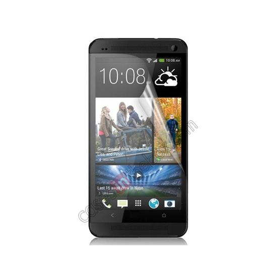 wholesale Anti-Scratch HD Clear Screen Protector Cover Guard For HTC ONE M7