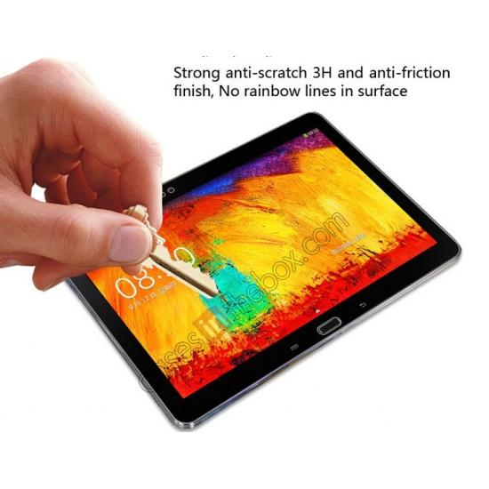 discount New ROCK High Definition Clear Screen Protector for Samsung Galaxy Note 10.1 2014 Edition P600/P601