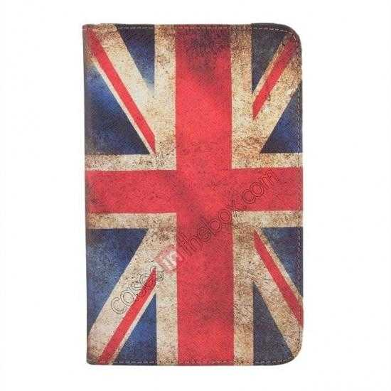 on sale 360º Rotate UK Flag Leather Case Cover For ASUS Memo Pad HD 7 ME173X