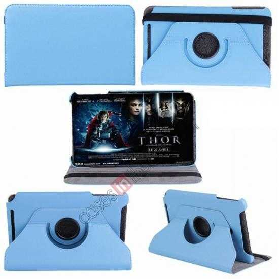 discount 360 Rotating Leather Portfolio Case Cover For ASUS VivoTab Note8 M80TA