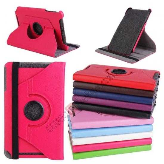 wholesale 360 Rotating Leather Portfolio Case Cover For ASUS VivoTab Note8 M80TA