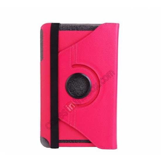 china wholesale 360 Rotating Leather Portfolio Case Cover For ASUS VivoTab Note8 M80TA