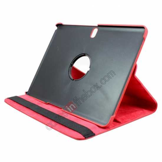 cheap 360 Rotating Leather Portfolio Case Cover For Samsung Galaxy Tab Pro 10.1 T520