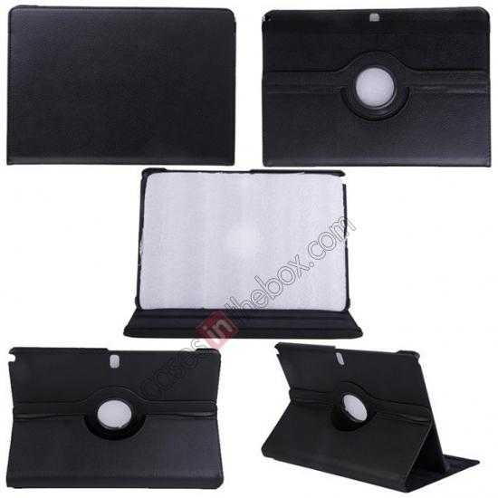 discount 360 Rotating Leather Portfolio Case Cover For Samsung Galaxy Tab Pro 12.2 P900