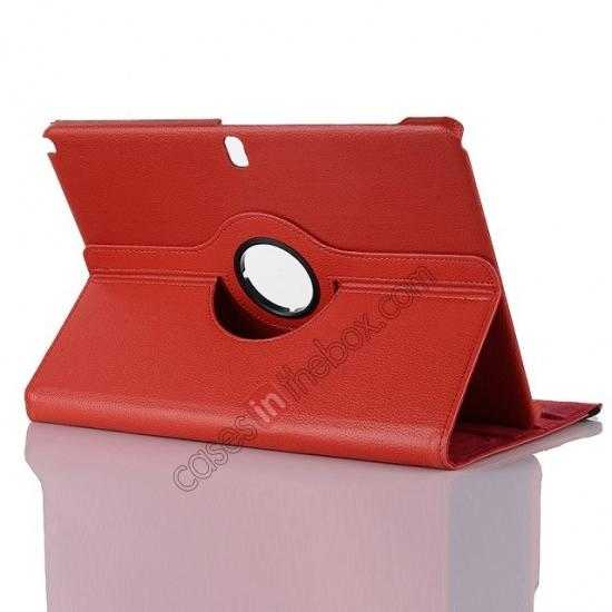 low price 360 Rotating Leather Portfolio Case Cover For Samsung Galaxy Tab Pro 12.2 P900