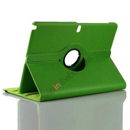 discount wholesale 360 Rotating Leather Portfolio Case Cover For Samsung Galaxy Tab Pro 12.2 P900