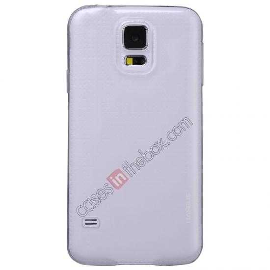 cheap Baseus Air TPU Transparent Soft Back Case For Samsung Galaxy S5 G900