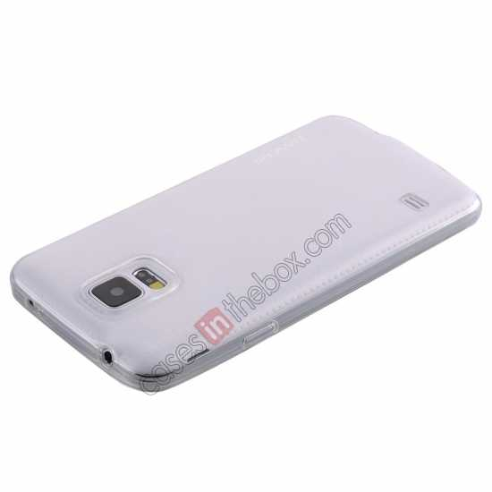 best price Baseus Air TPU Transparent Soft Back Case For Samsung Galaxy S5 G900