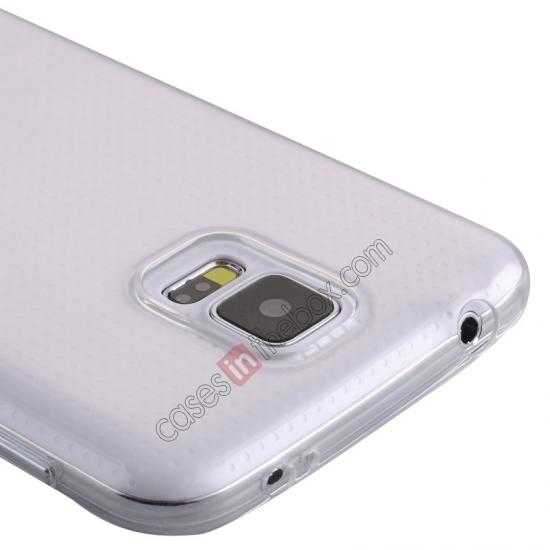 low price Baseus Air TPU Transparent Soft Back Case For Samsung Galaxy S5 G900