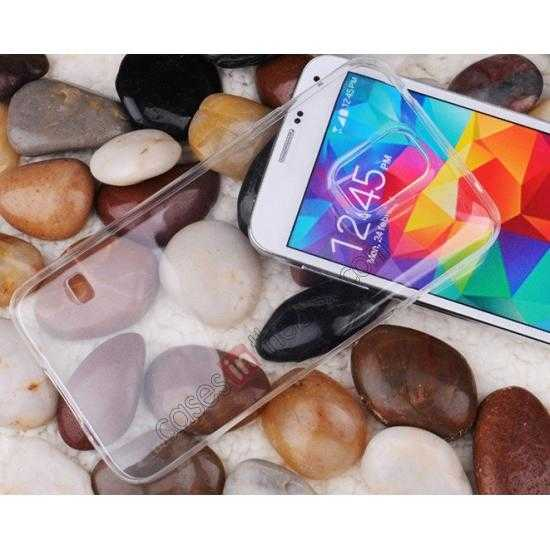 China leading wholesale Baseus Air TPU Transparent Soft Back Case For Samsung Galaxy S5 G900