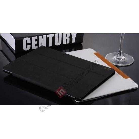 top quality Baseus Grace Leather Stand Case for Samsung Galaxy Tab Pro 10.1 T520 - Black