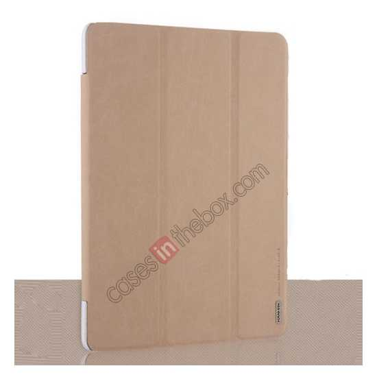 wholesale Baseus Grace Leather Stand Case for Samsung Galaxy Tab Pro 10.1 T520 - Khaki