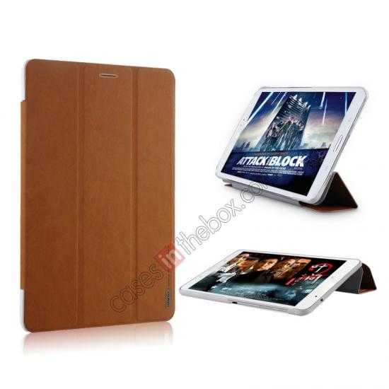 low price Baseus Grace Leather Stand Case for Samsung Galaxy Tab Pro 8.4 T320 - Black