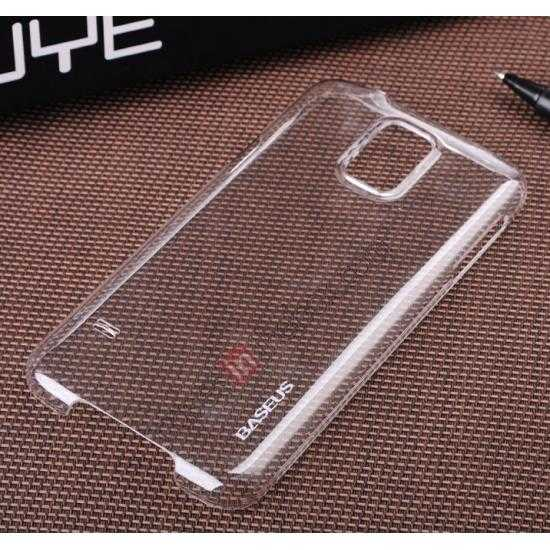 top quality Baseus TPU Transparent Sky Case Back Cover For Samsung Galaxy S5