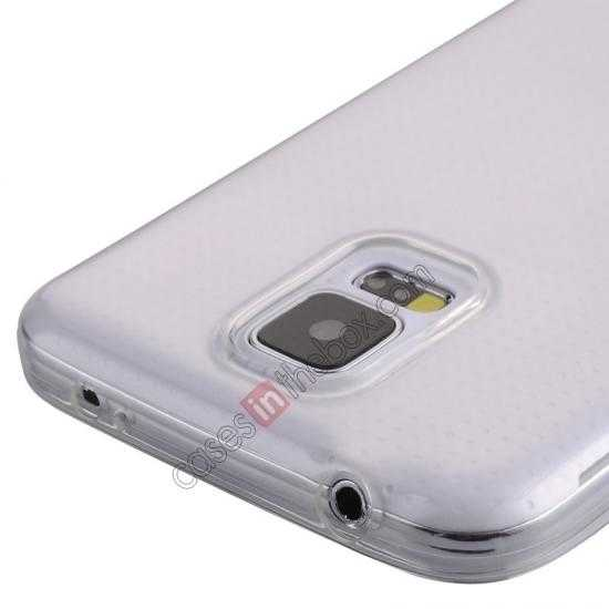 best price Baseus TPU Transparent Sky Case Back Cover For Samsung Galaxy S5