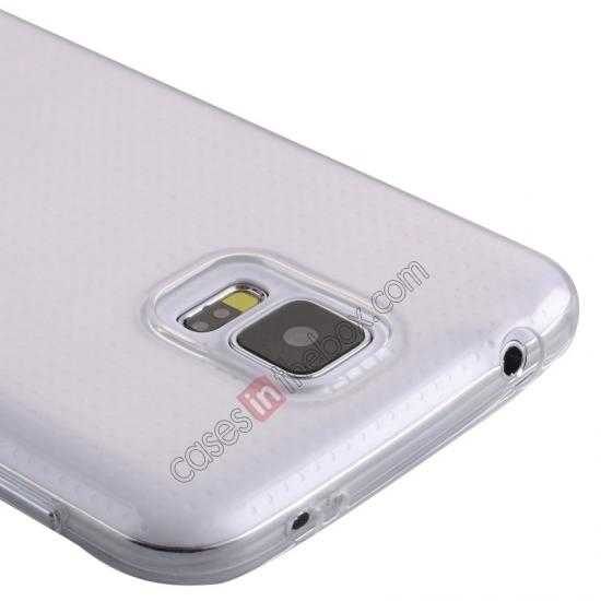 on sale Baseus TPU Transparent Sky Case Back Cover For Samsung Galaxy S5