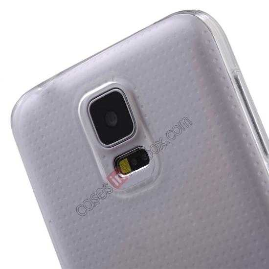 low price Baseus TPU Transparent Sky Case Back Cover For Samsung Galaxy S5