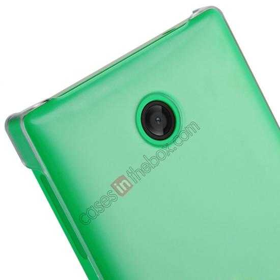 on sale Baseus Transparent Sky Case PC Back Cover For Nokia X