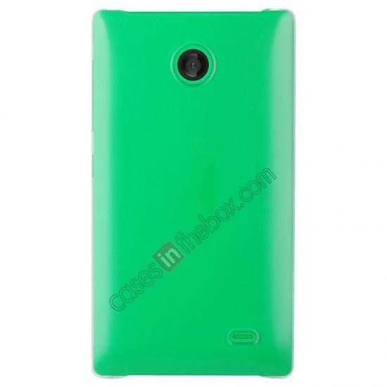 high quanlity Baseus Transparent Sky Case PC Back Cover For Nokia X