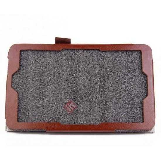 low price Crazy Horse Pattern Leather Stand Case Cover for ASUS VivoTab Note8 M80TA