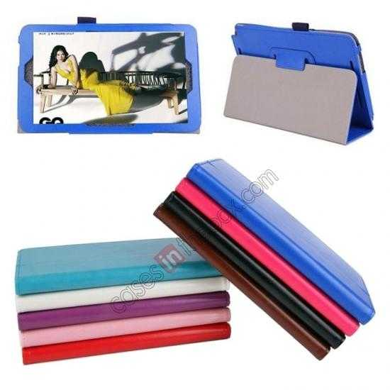 wholesale Crazy Horse Pattern Leather Stand Case Cover for ASUS VivoTab Note8 M80TA